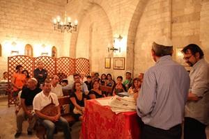 Giornata della cultura ebraica a Trani