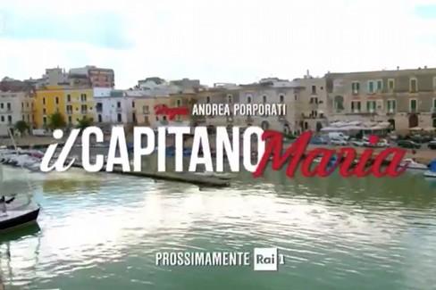 Il Capitano Maria: il promo della serie tv girata a Trani