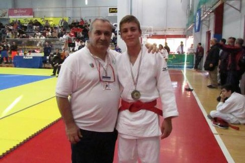 Judo Trani, Carbone va all'European cadet cup