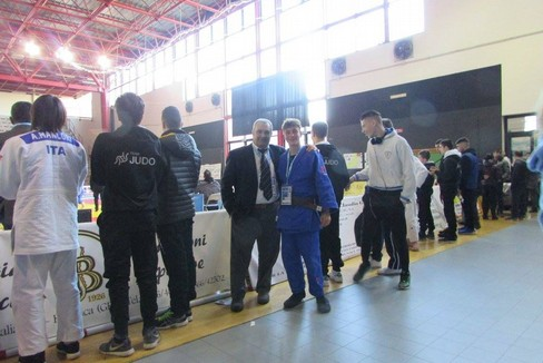 La judo Trani all'European Cadet Cup