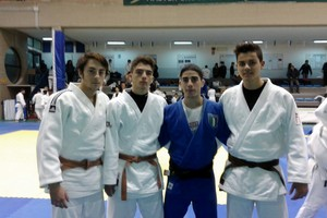 Judo, cinque cinture nere per gli atleti della Guglielmi