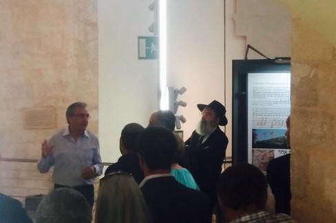 L'ambasciatore israeliano presso la Santa Sede Zion Envroy