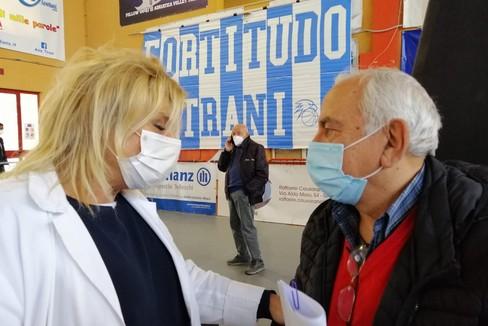 Intervista a Bottaro e dottoressa Albrizio