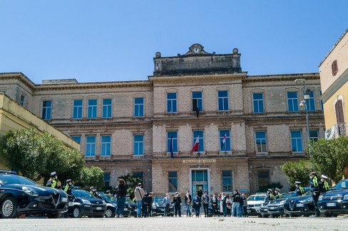 150 anni della Polizia locale di Trani