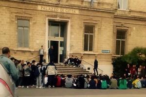 Protesta Alberghiero