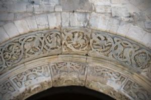 Fregi della Cattedrale Romanica di Trani