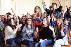 Green Game approda a Trani, oggi al Liceo Scientifico