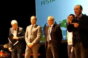Premiazioni Coni 2014, Chieppa e Rutigliano i due tranesi vincitori