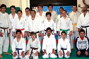 Judo - Guglielmi Trani