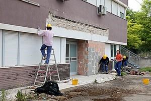 Lavori al pronto soccorso di Trani