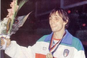 Vincenzo Maenza judo