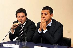 Luca Memola e Andrea Ferri