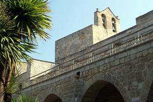 Trani, Monastero di Colonna