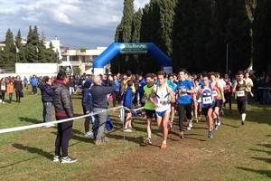 atleti Tommaso Assi a Carovigno per campionato cadetti