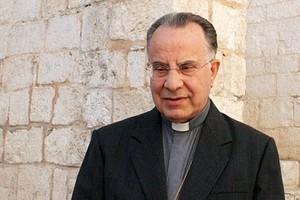 Mons. Giovan Battista Pichierri - Arcivescovo Diocesi di Trani