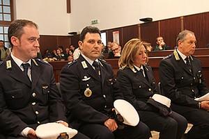 Encomi Polizia Locale di Trani