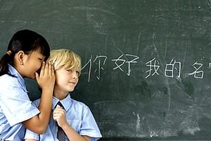 Scuola, cinese