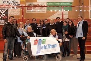 Telethon - Uildm di Trani
