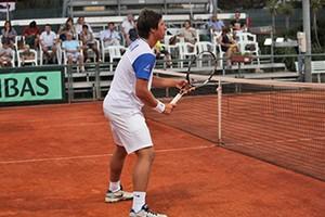 Tennis Junior Davis cup 1