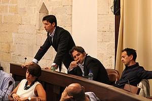 Tommaso Laurora e gruppo PD in consiglio comunale