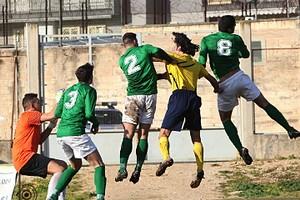 Trani Calcio - Quartieti uniti Bari