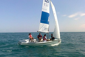 Vela, Lega navale di Trani