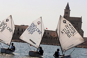 La Lega navale di Trani ospita 5 velisti croati