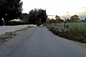 Strettoia via Duchessa d'Andria