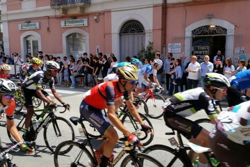 Giro d'Italia 2017, tappa a Trani