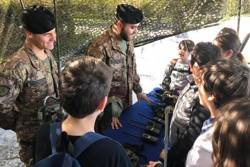 Un giorno da soldato, intervista al colonnello De Pasquale