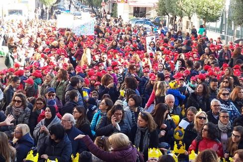 Marcia dei diritti dei bambini