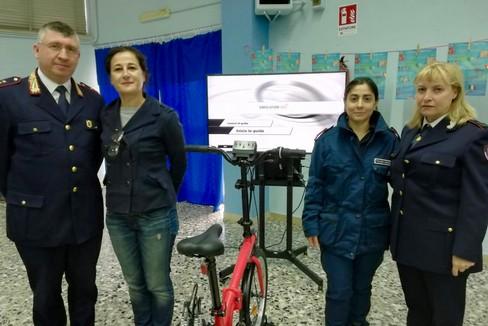 Progetto Mini Vigili: parla l'assessore Di Lernia