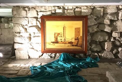 Mostra di quadri d'intarsio