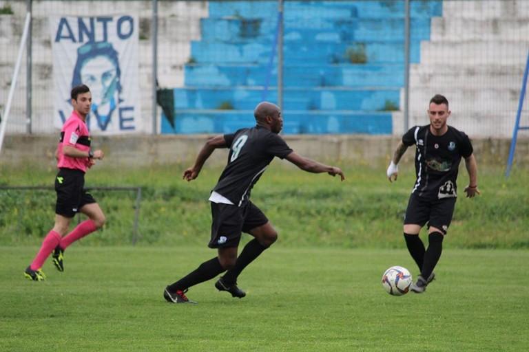 Moussa e Negro in azione