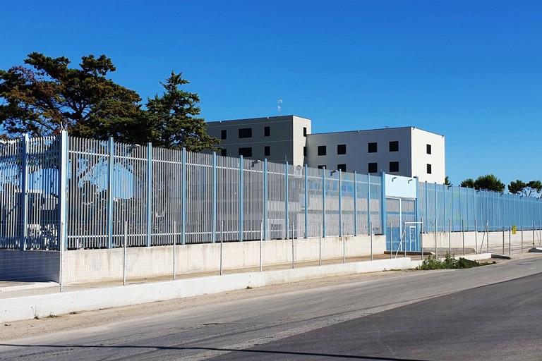Nuovo padiglione carcere Trani