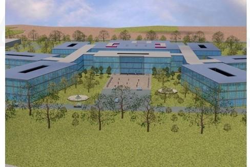 Nuovo ospedale Andria