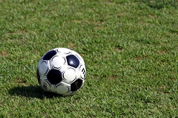 Pallone Campo Calcio