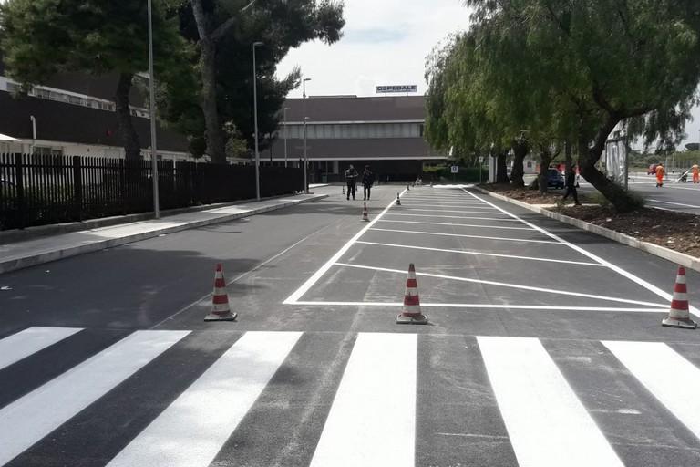 Parcheggio Presidio territoriale di Trani