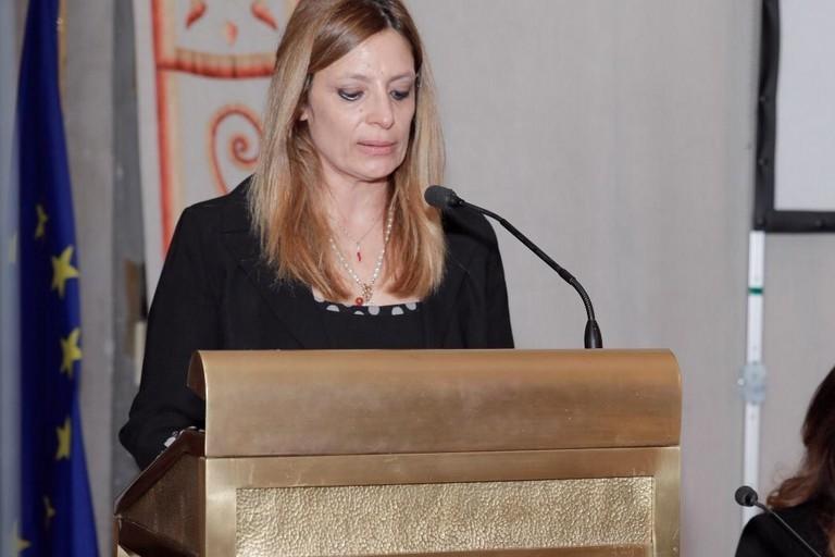 Senatrice Angela Bruna Piarulli