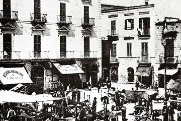 Piazza Longobardi 1910 1912
