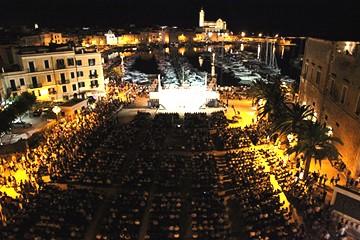 Inaugurazione di piazza Quercia
