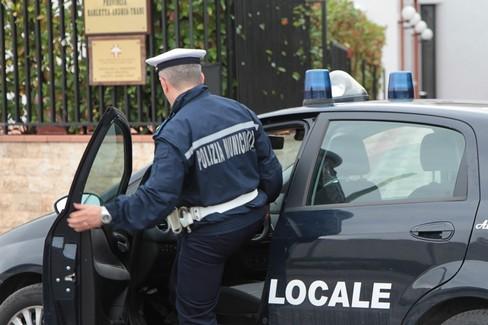 polizia locale, agente