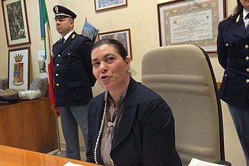 Polizia di Trani, Luisa D'Agostino