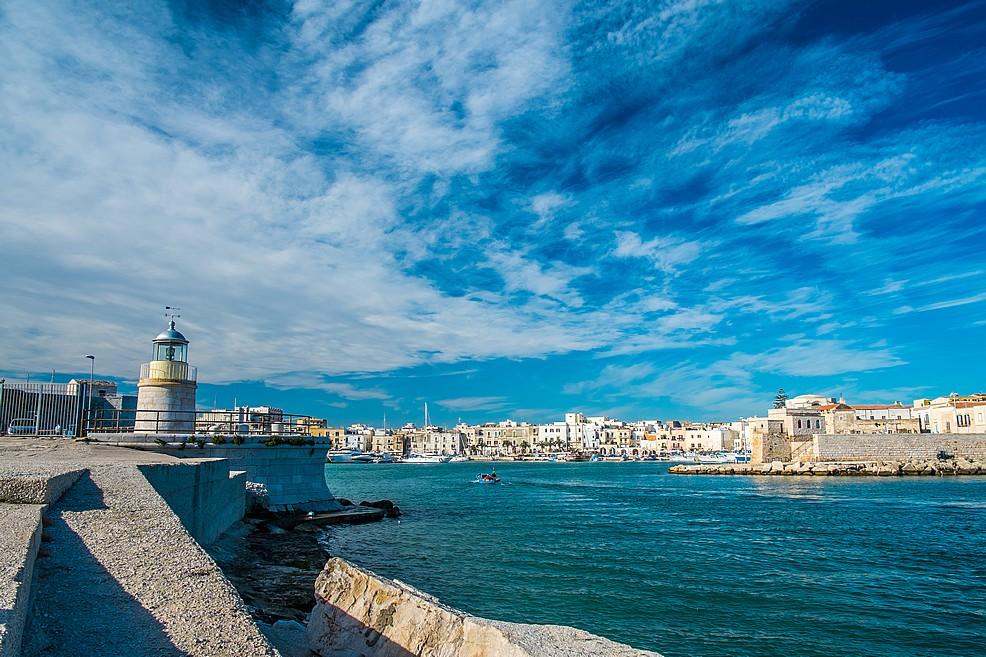 Porto di Trani, dall'Europa i finanziamenti per metterlo a nuovo