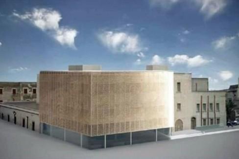 progetto palazzo carcano