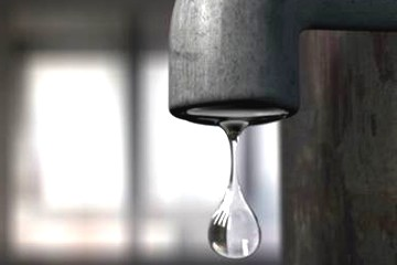 Poca acqua dal rubinetto