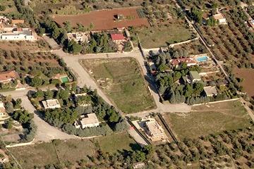 Trani zona Capirro: Valleluna