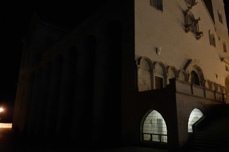 Cattedrale buio