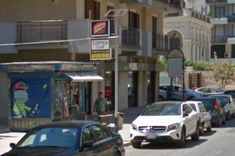 Chiosco via Malcangi