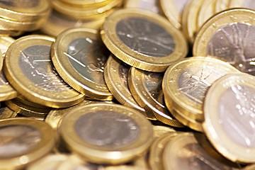 Soldi, monete di euro